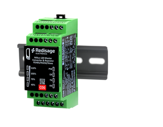 C06 MBus 120 to RS232/RS485/Slave Converter 1kV DC Isolation