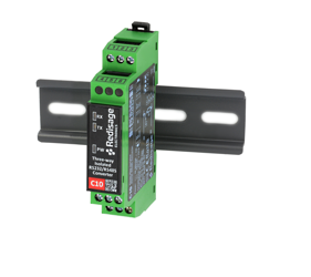 C10 THREE-WAY Isolated RS232 to RS485 Converter 3kV DC Isolation