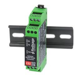C12 Konwerter RS232 na RS485 Izolacja 3kV DC strona RS485