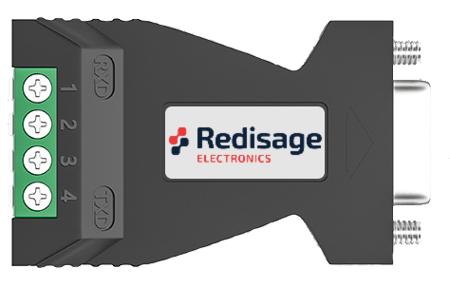 C14 mini konwerter RS232 na RS485